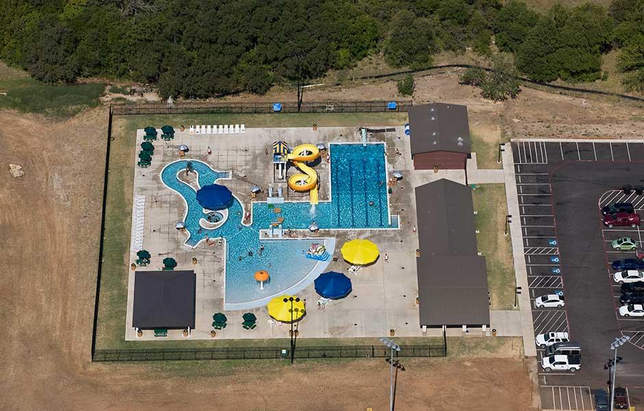 Brownwood Camp Bowie Park Sunbelt Pools